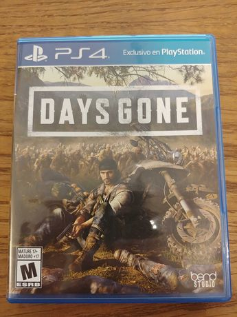 Days Gone PS4 / PS5