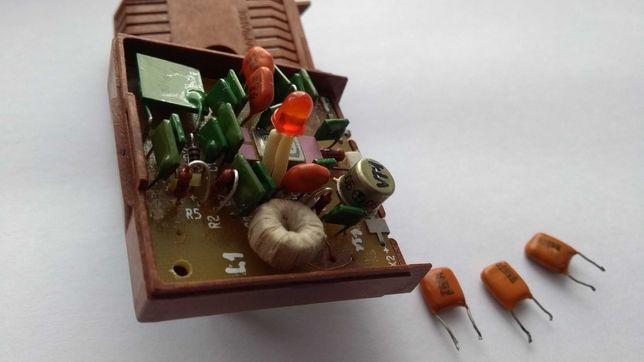 Радиодетали конденсаторы км микросхема транзистор ссср