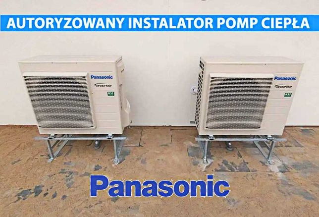 Pompa ciepła Panasonic HP 9kW z montażem A+++ WC09J3E5 Kotłownia
