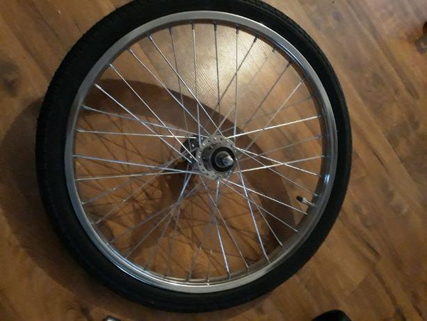 koło z piastą do monocykla nowe