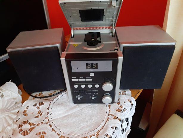 Mikrowieza radio CD