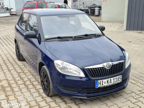 Škoda Fabia Lift 1.6tdi 75km Diesel Manual Ładna Po Opłatach Z
