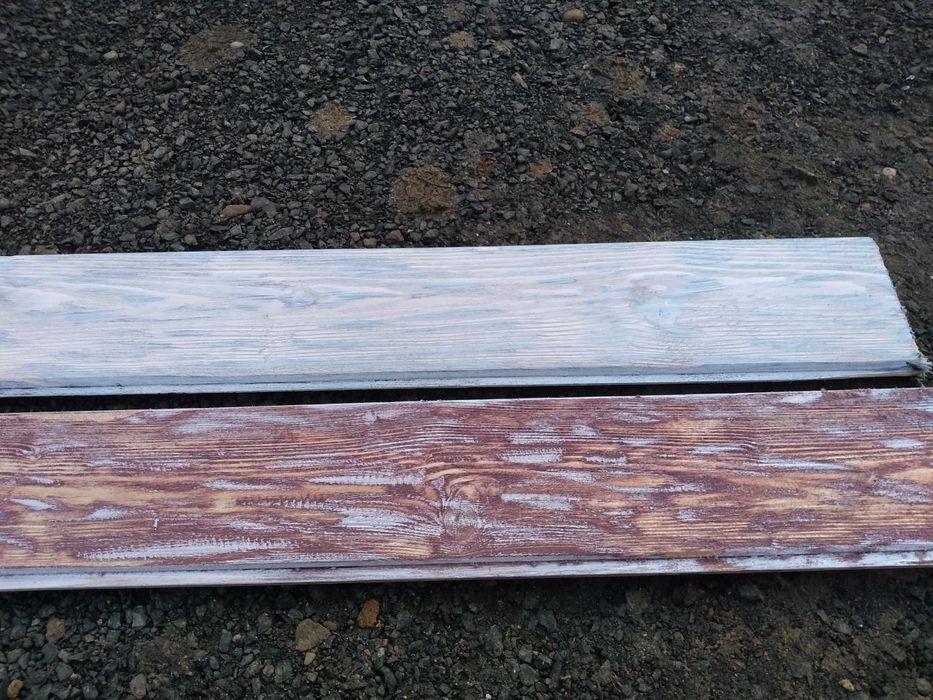 Podbitka boazeria szczotkowana .Maszynowe szczotkowanie każdego drewna Wadowice Górne - image 1