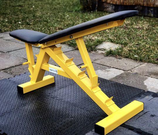 ławeczka do wyciakania ławka regulowana ławeczka do ćwiczeń