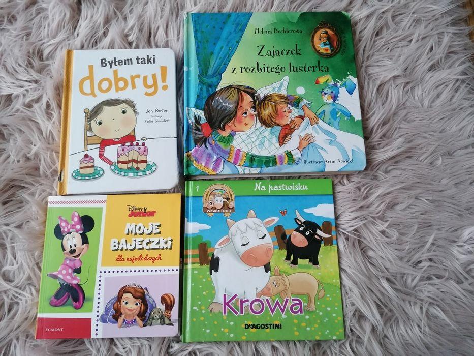 Zestaw 4 książek dla dzieci Radomek - image 1