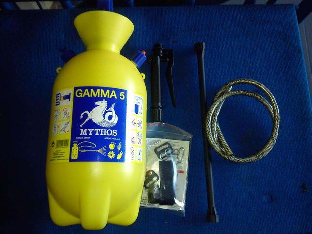 Pulverizador Gamma 5