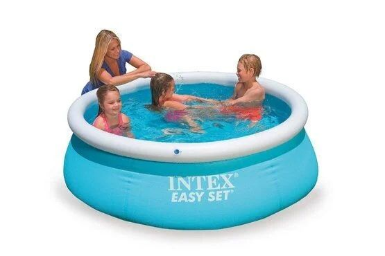 Детский Надувной бассейн Intex 28101 (183*51 см)