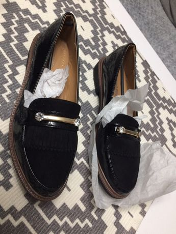 Buty czarne rozmiar 37