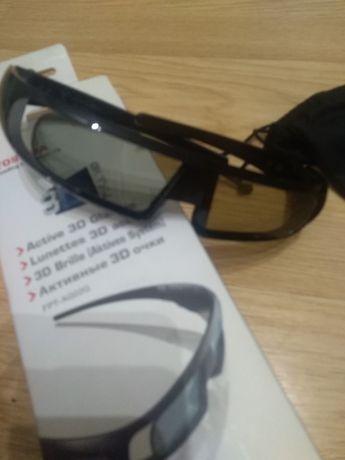 Okulary 3d Toshiba