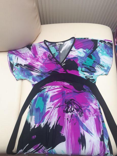 Sukienka letnia Meiling Fashion M-L