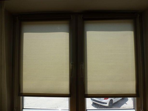 roleta na okno pakiet 8 szt rolet 57x155cm 60x155cm zestaw