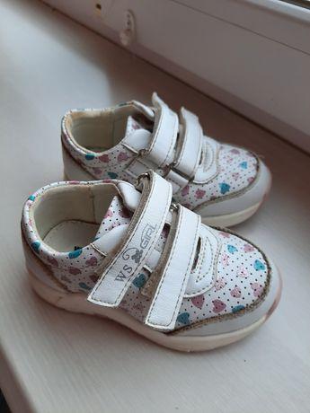 Кросівки на дівчинку,  розмір 21.  Фірма Казка