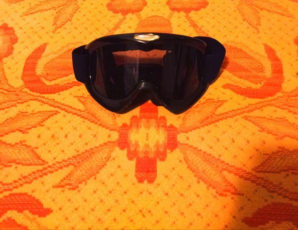 Очки горно лижні (для сноуборда).Мотоспорта