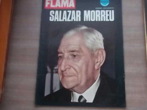 SALAZAR - NÚMERO DOCUMENTO da FLAMA Grande Reportagem