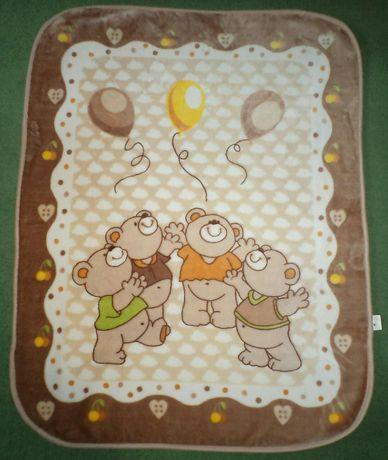 Новое детское одеяло+подарок!!!