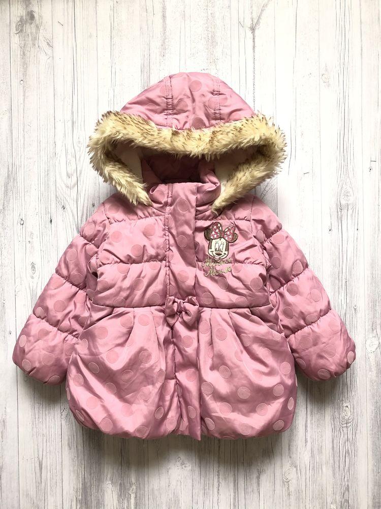 Куртка пальто Disney 2 года