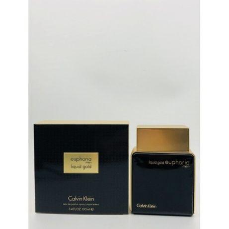 Calvin Klein Euphoria Liquid Gold Men 100м США штрих-код