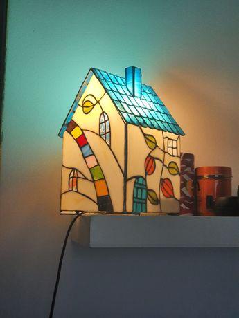 Lampka Domek
