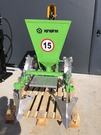 Plantador de batatas automático