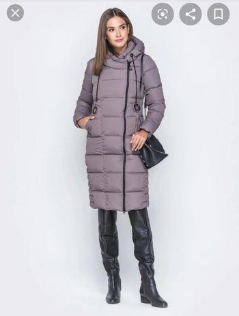 Куртка-пуховик Модный остров