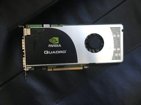 PNY PCI-Ex Quadro FX3700 512MB DDRIII (256bit) (500/1600)