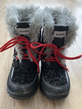 Buty zimowe Bartek rozm. 26 dziewczynka