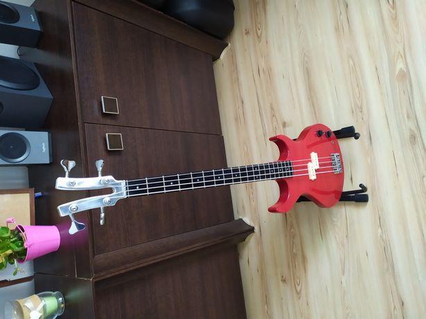 Kramer XKB 20 bass 1981 USA gitara basowa