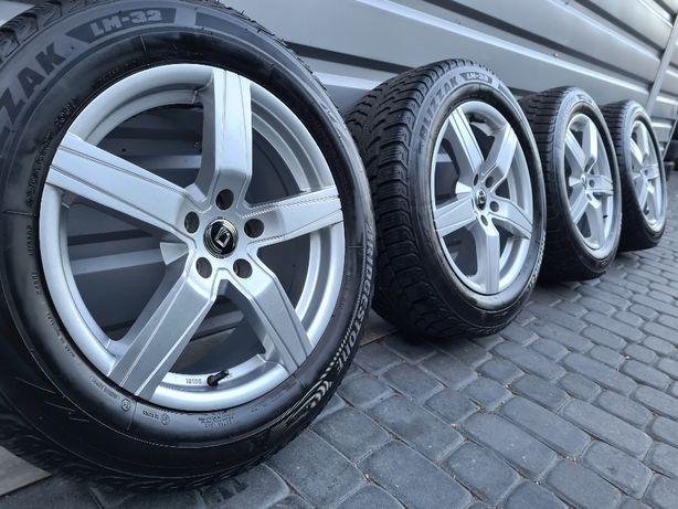 """Oryginalne Felgi Koła Diewe 17"""" Volvo Ford Citroen Peugeot Renault"""