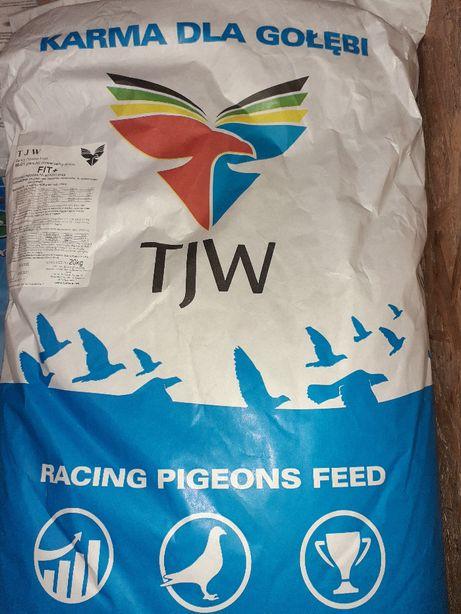 Karma dla gołębi firmy TJW- pasza Poddębice