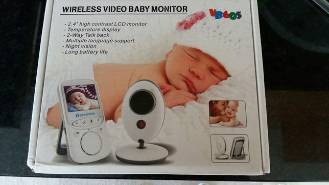 Vidio baby monitor