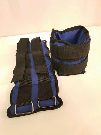 Утяжелители для ног/для рук/для занятий спортом/бега/фитнеса, 0.5-7 кг
