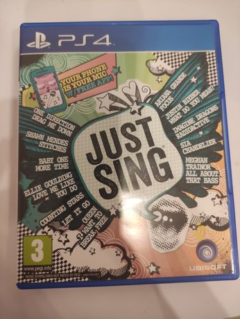 Gra Just sing ps4