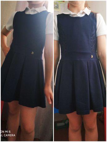 Школьный сарафан, платье для первоклассницы