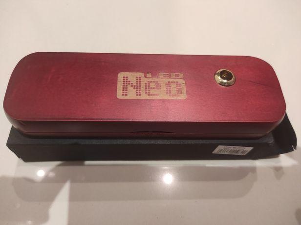 Pióro wieczne i długopis zestaw z drewna różanego