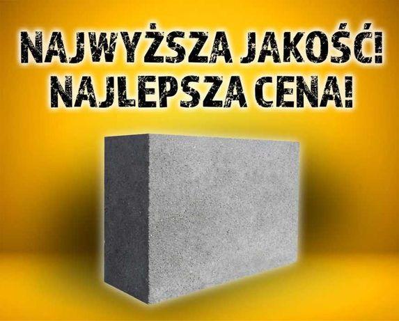 Tylko u Nas bloczek betonowy B20 C16/20 -najnowsza technologia produk.
