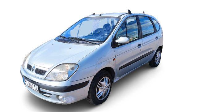 Renault megane SCENIC 2000 r. 1.9 diesel, 72 KW Opłaty