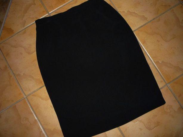 Rozm L 40 LEMAR NOWA spódnica ołówkowa CZARNA