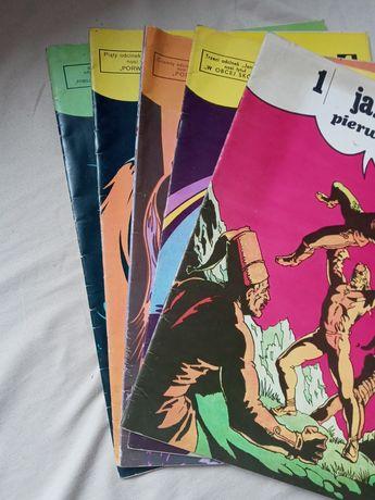 Janosik komiks 1974