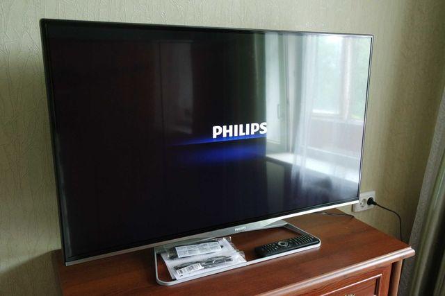 Телевизор Philips 42PFL5008H/12, под ремонт/зап.части, продам.