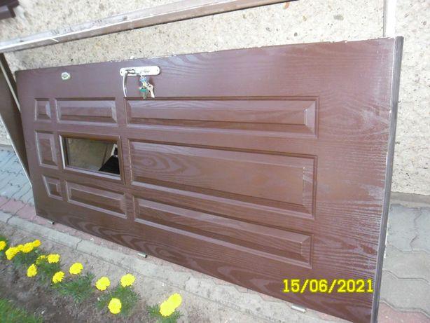 Drzwi Porta zewnętrzne 90 cm lewe z ościeżnicą.