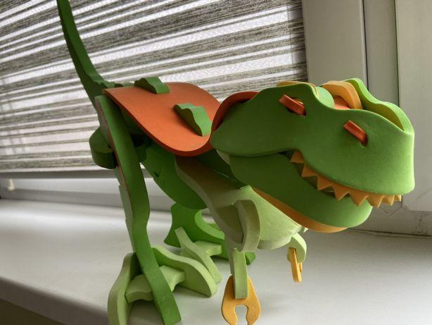 Іграшка-конструктор Динозавр