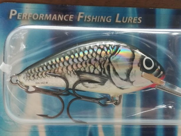 Woblery Salmo Hornet 6 F/S