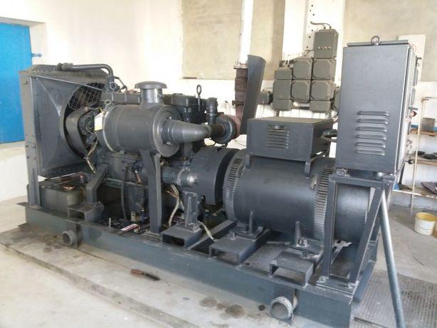 Agregat SW680 100kW Mielec Jelcz SW680 Turbo
