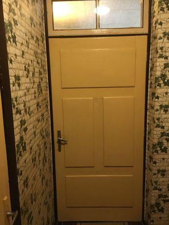 Drzwi drewniane 90 1szt.