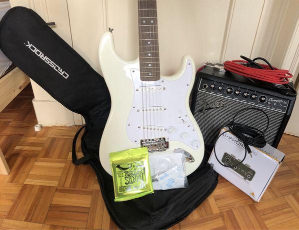 Guitarra eletrica
