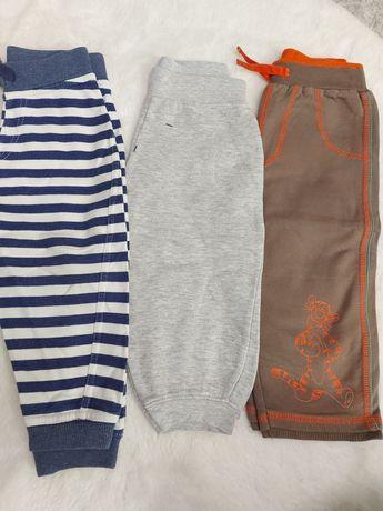 Spodnie dresowe zestaw