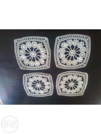 Renda de Crochet