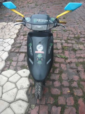 Honda Dio 49.9 k