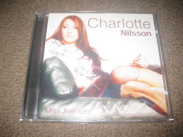"CD da Charlotte Nilsson ""Miss Jealousy"" Portes Grátis!"