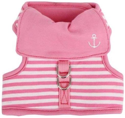 Marynarskie szelki dla pieska firmy Pinkaholic